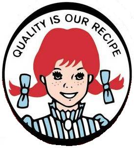 Nutritional Comparison: WENDY'S, CLASSIC SINGLE Hamburger, no cheese ...