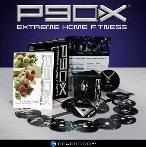 2 P90X Extreme Home Fitness Workout Program - 13 DVDs, Nutrition Guide, Exercise Planner
