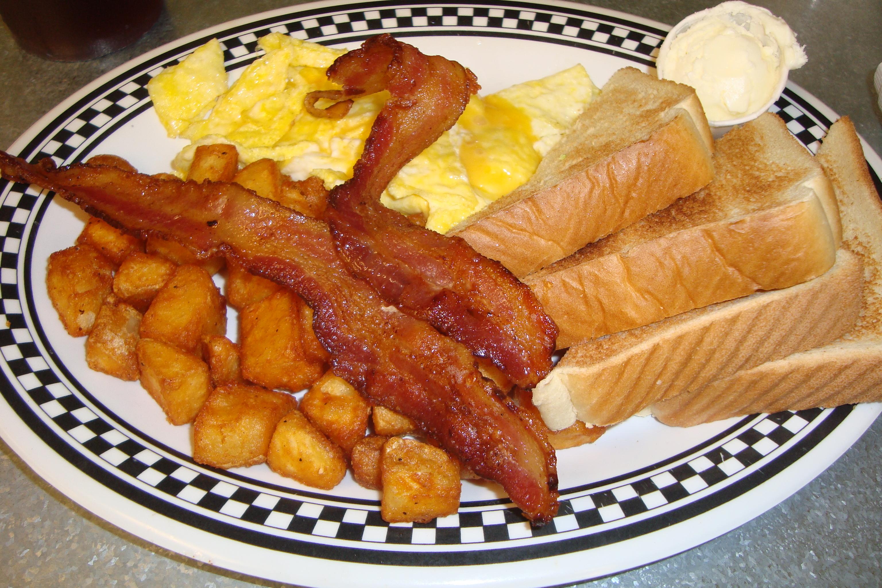 Healthy Ordering Restaurants Breakfast Bodybalance
