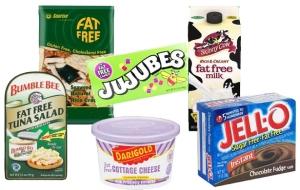 Fat-Free Food